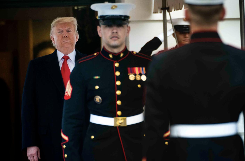 Donald Trump impeachment trial