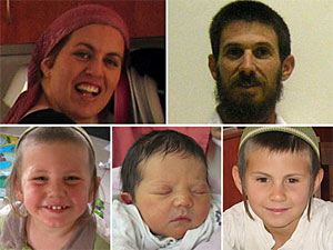 Contre offensive face à la propagande anti-Israélienne Fogel-family