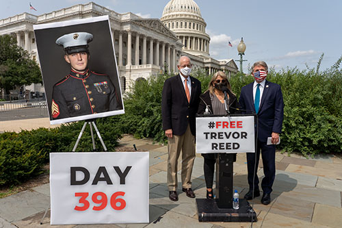 Free Trevor Reed