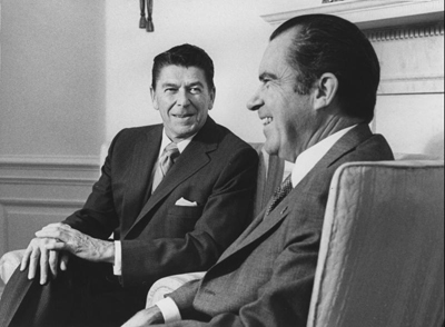 A summit how-to for Trump, by Nixon and Reagan