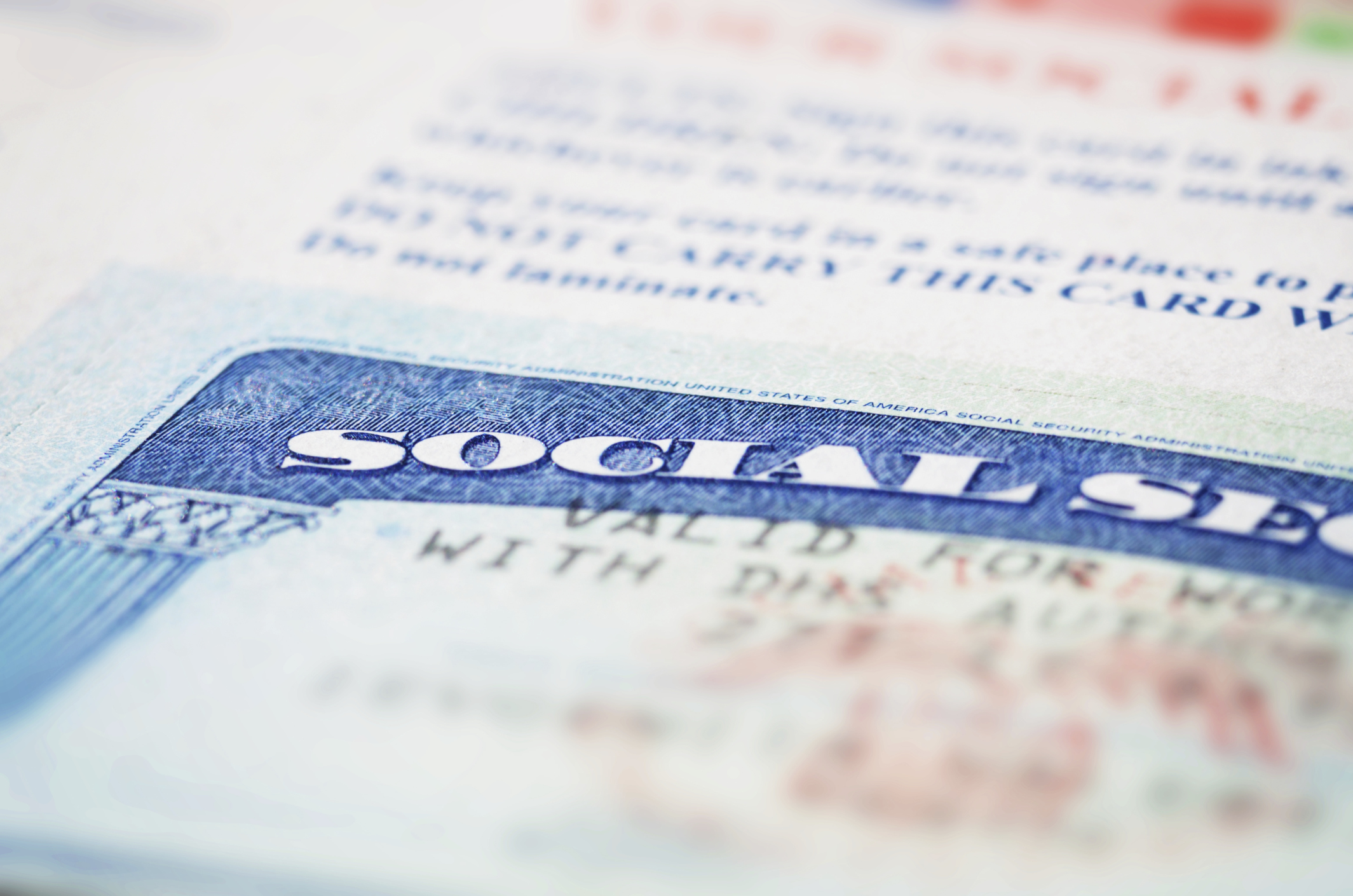 social security card2